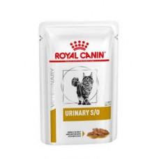Royal Canin Veterinary Diet Urinary S/O Nassfuttter für Katzen
