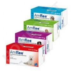 Amflee Spot-On für Hunde