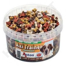 Antos Axi Trainer Mix - Hundesnacks -  1500 g