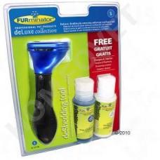 FURminator deluxe collection mit Shampoo und Pflegespülung - S -