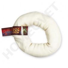 Antos Dog Chew zahnpflegende Kauring weiss