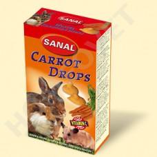 Sanal Karotten Drops - Nager Snack