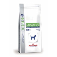 Royal Canin Veterinary Diet Urinary S/O Small Dog, Trockennahrung