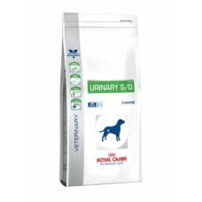 Royal Canin Veterinary Diet Urinary S-O - Trockenfutter Hund