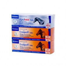 A5 Anti Wurmtabletten Paket auch geeignet für Kaltblüter 800 kg Ivermectin - Praziquantal