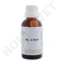 MediScent Artril - Bio Tinktur für Tiere bei Artritis Artrose