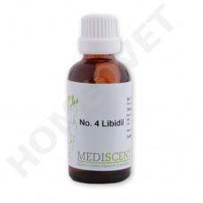 MediScent Libidil -  Bio Tinktur für Tiere bei vermehrte Geschlechtstrieb.