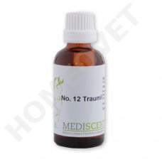 MediScent Traumil  -  Bio Tinktur für Tiere bei  Prellungen, Zerrungen und Verstauchungen, Sehnenentzündungen, Verletzungen, Blutergüsse