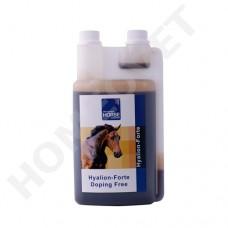 Homeovet Hyaluronforte- Hyaluronsäure für Pferde zur Verbesserung der Flexibilität - Geschmeidigkeit der Gelenke und Muskeln
