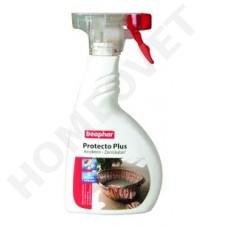 Beaphar Protecto Plus Umgebungsspray, 400ml bis zu 6 Monate wirksam.