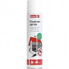 Beaphar Umgebungs Spray 400 ml zur Bekämpfung von Flöhen und Larven