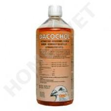 Dac Dacochol 1 Liter (schützt Leber und Nieren) für Tauben und ander Vogelarten