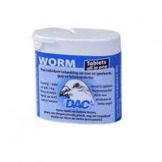 Dac Pharma Wurmtabletten all in one 50 Tabletten