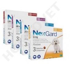 Nexgard Kautabletten für Hunde