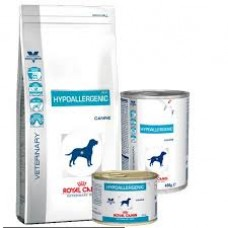 Royal Canin Veterinary Diet Hypoallergenic Hund