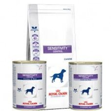 Royal Canin Veterinary Diet Sensitivity Control Hund