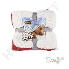 Scruffs Winter Wonderland Snuggle Blanket - Hundedecke