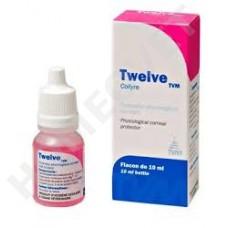TVM Twelve Augentropfen zum Schutz der Hornhaut des Auges