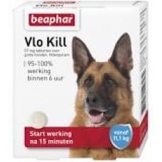 Beaphar Floh Kill+ Hund ab 11 KG, Tabletten