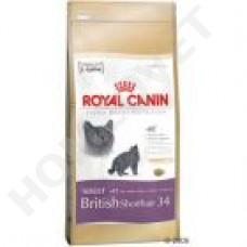 Royal Canin Feline Breed British Shorthair 34