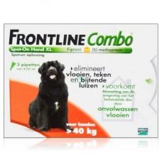 Frontline Combo Spot-On fipronil s-methopren für Hunde 40-60 kg