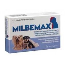 Milbemax kleine Hunde und Welpen ab 0,5 kg .Wurmkur