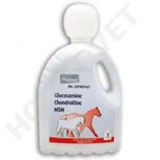 Glucosamin, Chondroïtin und MSM von Pharmox 2 Liter