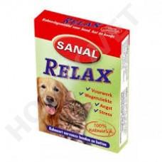 Sanal Relax bei Angst und Reisekrankheit