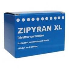 Zipyran XL Wurmkur für grosse Hunde, Praziquantel, Febantel, Pyrantel