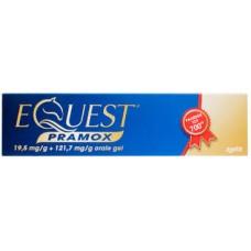 Equest Pramox Wurmpaste für Pferde Moxidentine - Praziquantal
