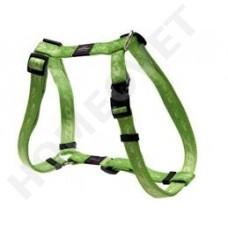 Rogz Alpinist Hundegeschirr Lime