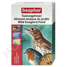 Beaphar Gartenvögel Futter mit Früchten und Tierlichen eiweis