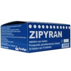 Zipyran Wurmkur für Hunde, Praziquantel, Febantel, Pyrantel