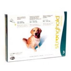 Stronghold Hund 20.1 bis 40 kg  gegen Spul-, Rundwurmer, Milben und Flöhe bei Hunden