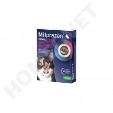 Milprazon Entwurmungsmittel für Große Katzen.