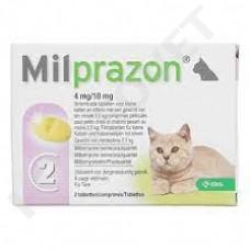 Milprazon Entwurmungsmittel für kleine Katzen und Kätzchen