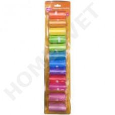 Hundekotbeutel rainbow